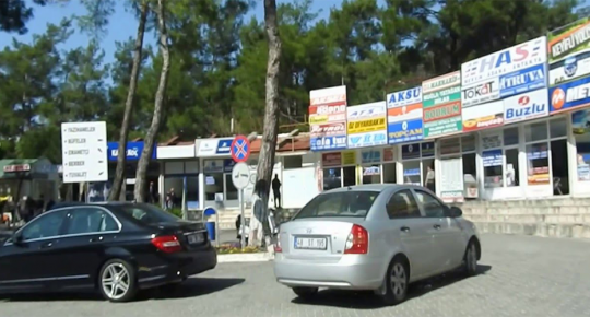 Marmaris otogar, Bus station Marmaris