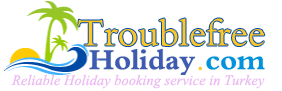 Troublefree holiday Turkey